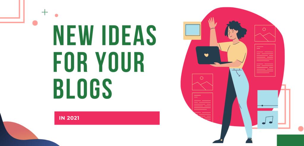 Best Blog Topics For Website In 2021